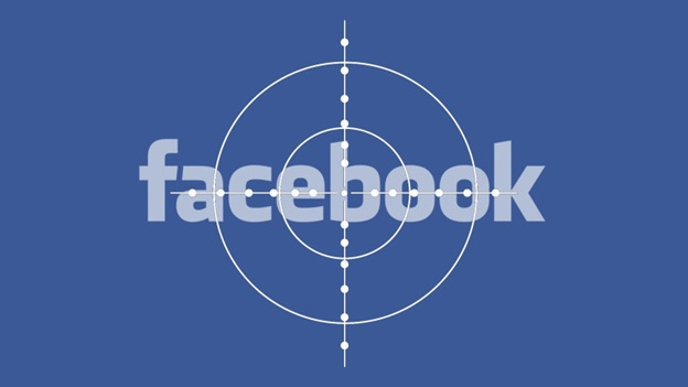 facebook ad crosshair