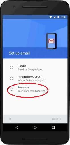 Google Updates Gmail on Android to Support Exchange
