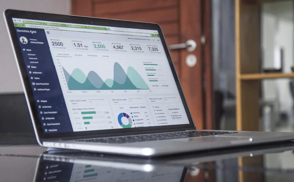 analytics in laptpo