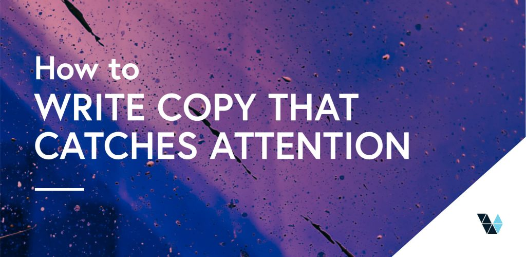 copy that catches attention