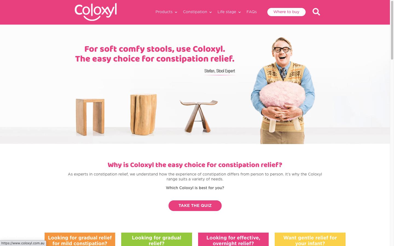 coloxyl quiz