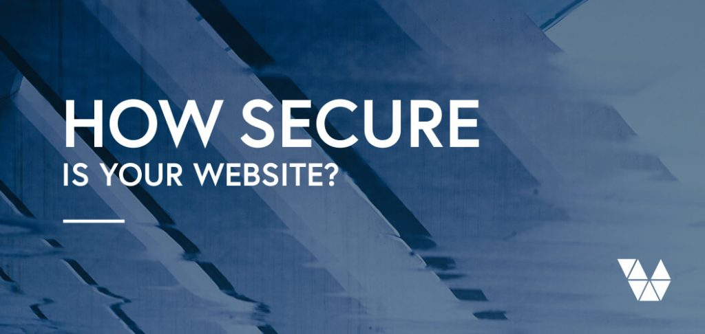 how secure is your website